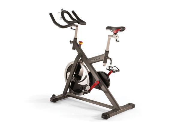 Bicicleta indoor cycling Matrix ES80 0