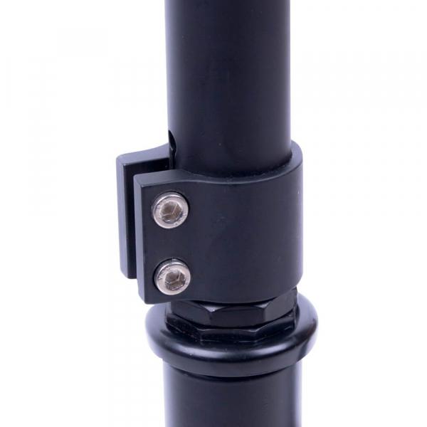 Trotineta WORKER Span 230 mm - Rosu [5]