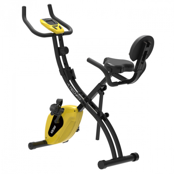 Bicicleta fitness pliabila XB300 0