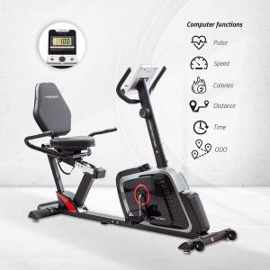 Bicicleta fitness orizontala Techfit R470 [2]