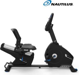 Bicicleta fitness orizontala  R626 Nautilus0