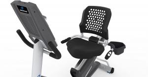 Bicicleta fitness orizontala  R626 Nautilus5