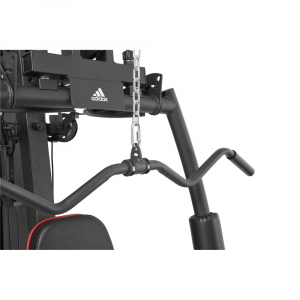 Aparat Multifunctional Adidas, bloc greutati 100 kg, 4 posturi de lucru4