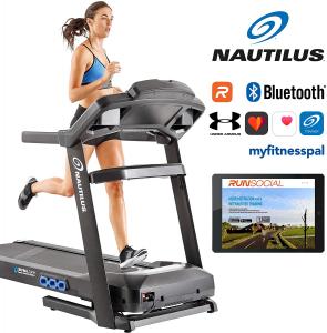 Banda de alergare T626 Nautilus + CADOU7