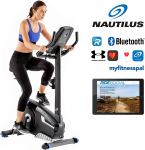 Bicicleta fitness electromagnetica U626 Nautilus [6]