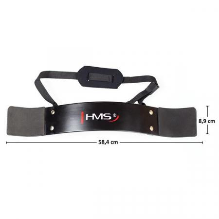Accesoriu antrenament biceps HMS ABX01 [10]