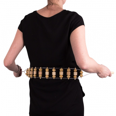 Accesoriu masaj spate inSPORTline Heddox [1]