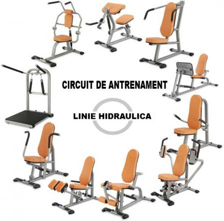 Aparat Extensii Picioare - Hydraulicline CLE500 [2]