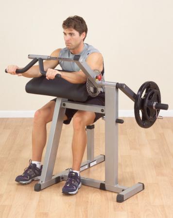 Aparat pentru Biceps Triceps Body Solid GCBT-380 [1]