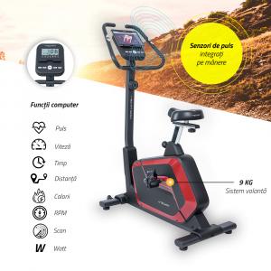Bicicleta fitness B700 Techfit [2]