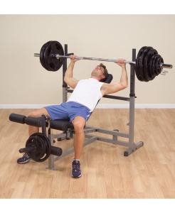 Banca forta Body-Solid GDIB46L [2]