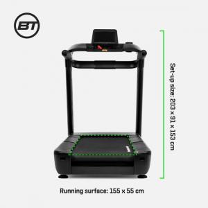 Banda de alergare semi-profesionala EVOT 4, Bodytone [3]