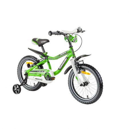 "Bicicleta copii Kawasaki Juroku 16"" – 2018 [4]"