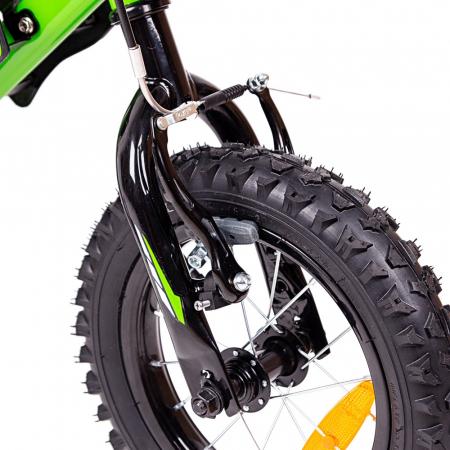 """Bicicleta copii Kawasaki Kasaii 12"""" – 2018 [4]"""