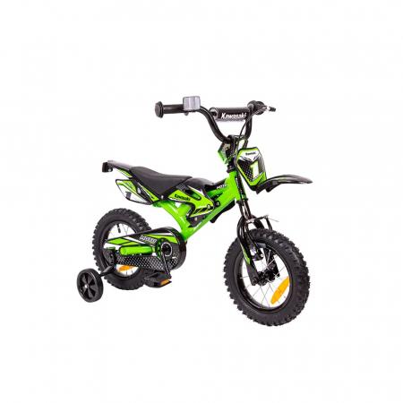 """Bicicleta copii Kawasaki Kasaii 12"""" – 2018 [0]"""