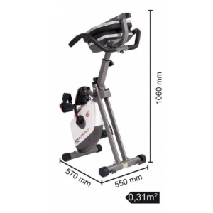 Bicileta fitness pliabila BRX-RCompact Toorx3