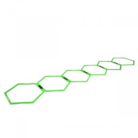 Cercuri hexagonale pentru coordonare HMS SKR06 [8]