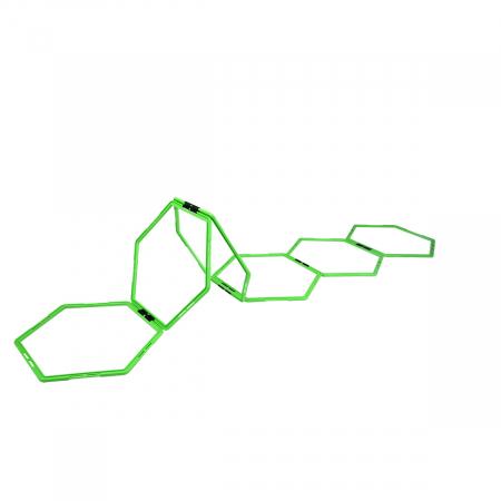 Cercuri hexagonale pentru coordonare HMS SKR06 [7]