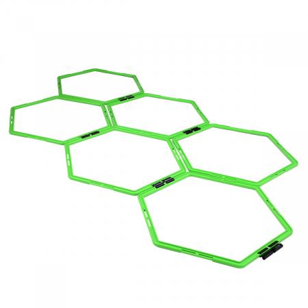Cercuri hexagonale pentru coordonare HMS SKR06 [3]