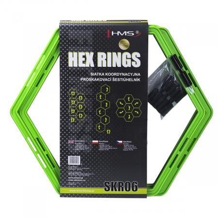 Cercuri hexagonale pentru coordonare HMS SKR06 [1]