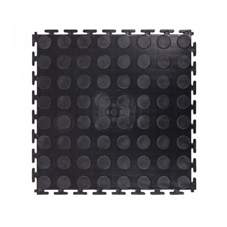 Covor de Protectie inSPORTline Avero 0.6cm - Negru [0]