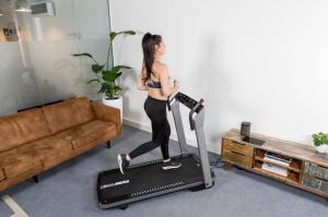 Banda de alergare pliabila DTM400i Flow Fitness [14]