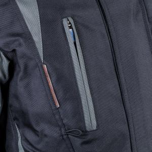 Geaca Moto Barbati cu Pachet Hidratare W-TEC Tasgaid NF-2219 - Negru/Khaki [5]