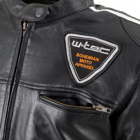 Geaca Moto Femei Piele W-TEC Sheawen [7]