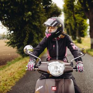 Geaca Moto Femei Softshell W-TEC Pestalozza NF-2781 [5]