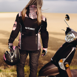 Geaca Moto Femei Softshell W-TEC Pestalozza NF-2781 [15]