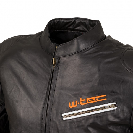 Geaca Moto Piele W-TEC Brenerro [7]