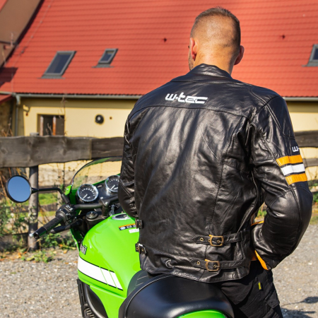 Geaca Moto Piele W-TEC Brenerro [5]