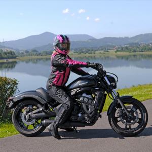 Geaca Moto Softshell Femei W-TEC Alenalla NF-2410 [7]