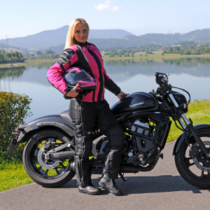Geaca Moto Softshell Femei W-TEC Alenalla NF-2410 [8]