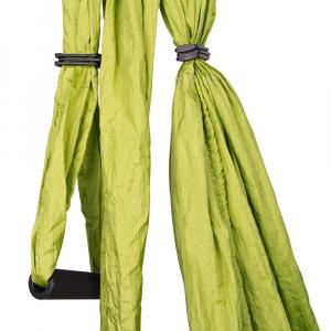 Hamac Aero Yoga inSPORTline Hemmok, verde [4]