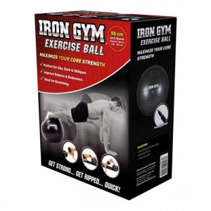 Minge fitness 55 cm Iron Gym [2]