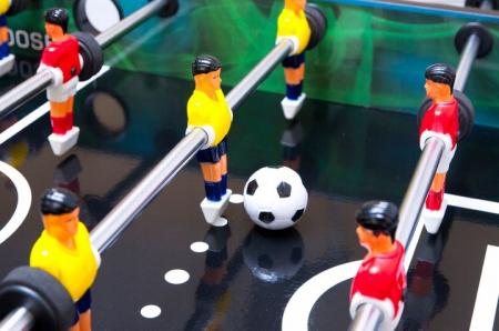 Masa de fotbal cu picioare B7E, 101x50 cm [3]