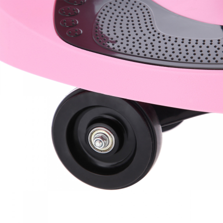 Masinuta Balansoar Signa BC88, roz/negru [9]
