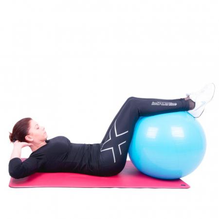 Minge aerobic inSPORTline Top Ball 45 cm [8]