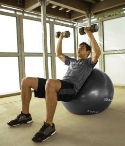 Minge fitness 75 cm, SKLZ [2]