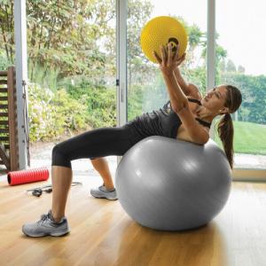 Minge fitness 75 cm, SKLZ [5]