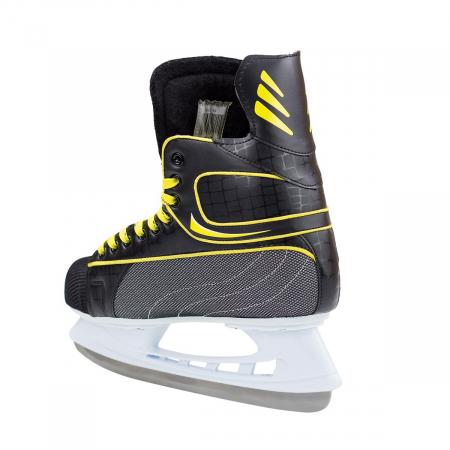 NIls Patine hockey negru/galben NH8556S [5]