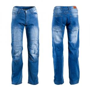 Pantaloni Moto Barbati Jeans W-TEC Davosh [0]