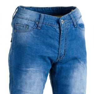 Pantaloni Moto Barbati Jeans W-TEC Davosh [6]