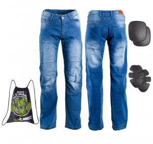 Pantaloni Moto Barbati Jeans W-TEC Davosh [9]