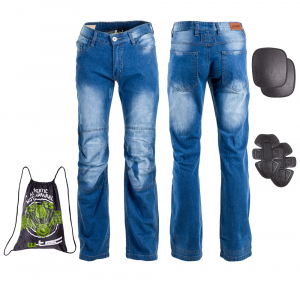 Pantaloni Moto Barbati Jeans W-TEC Shiquet [9]