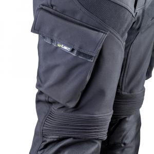 Pantaloni Moto Barbati Softshell W-TEC Erkalis GS-1729 [10]