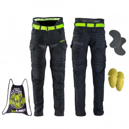 Pantaloni Moto Barbati W-TEC Aredator [10]