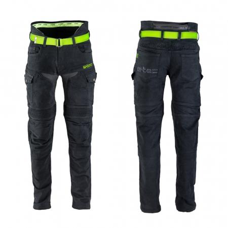 Pantaloni Moto Barbati W-TEC Aredator [0]
