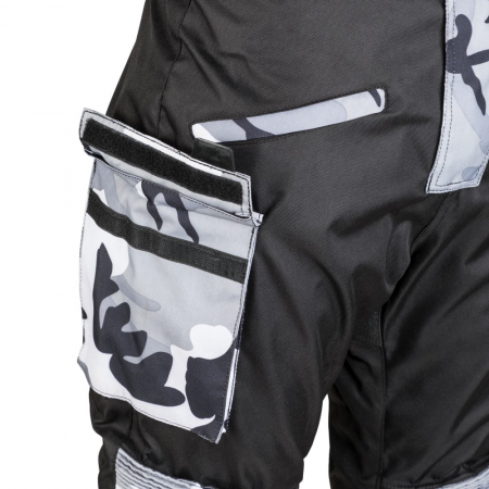 Pantaloni Moto Barbati W-TEC Kaamuf [6]
